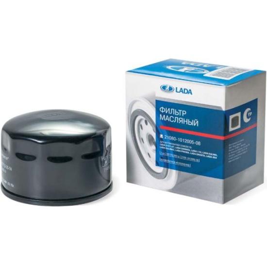 Фильтр масляный LADA 21080-1012005-08 (ВАЗ 2108-15) в упаковке - купить в интернет магазине с доставкой, цены, описание, характеристики, отзывы