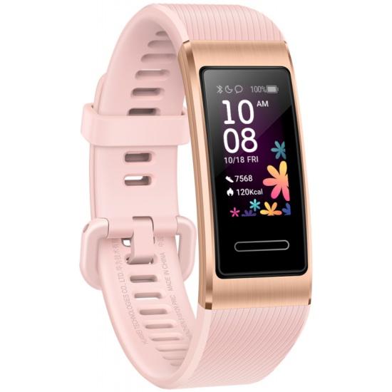 Фитнес-браслет Huawei Band 4 Pro Pink Gold — купить в интернет-магазине ОНЛАЙН ТРЕЙД.РУ