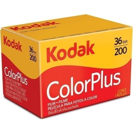 Фотопленка KODAK Color Plus 200/36 — купить в интернет-магазине ОНЛАЙН ТРЕЙД.РУ