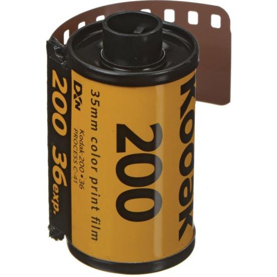 Фотопленка KODAK Gold 200/36 — купить в интернет-магазине ОНЛАЙН ТРЕЙД.РУ