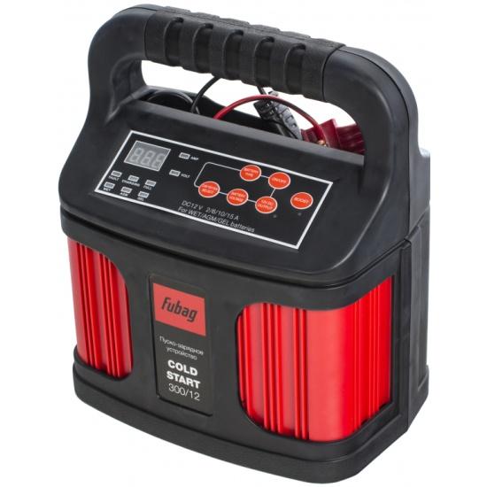 Пуско-зарядное устройство FUBAG COLD START 300/12 68827 - купить по выгодной цене в интернет-магазине ОНЛАЙН ТРЕЙД.РУ Набережные Челны