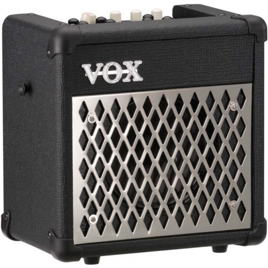 <b>Гитарный комбоусилитель VOX MINI5</b> RHYTHM портативный ...