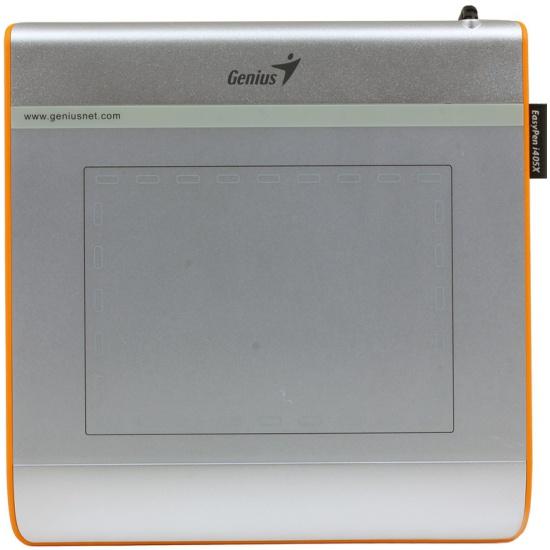 Графический Планшет GENIUS EasyPen i405X (31100061104) - купить в интернет магазине с доставкой, цены, описание, характеристики, отзывы