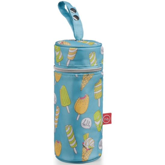 Пенал для бутылочек Happy Baby Bottle Case Red 21004 4690624016622
