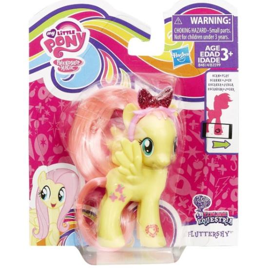 Игрушка HASBRO My Little Pony Пони Fluttershy Изображение 1 - купить в  интернет магазине с доставкой ... 3ecc5c80403