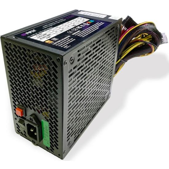 Блок питания HIPER HPB-550RGB 550W BOX- купить в интернет-магазине ОНЛАЙН ТРЕЙД.РУ в Ижевске.
