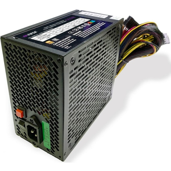 Блок питания HIPER HPB-650RGB 650W BOX — купить в интернет-магазине ОНЛАЙН ТРЕЙД.РУ