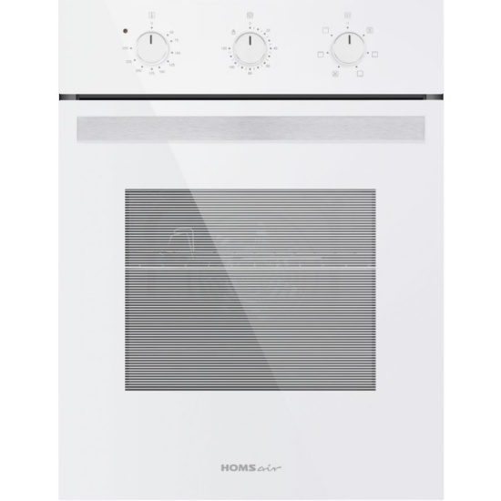 Электрический духовой шкаф HOMSair OEF451WH УТ000011110 - купить по выгодной цене в интернет-магазине ОНЛАЙН ТРЕЙД.РУ Набережные Челны