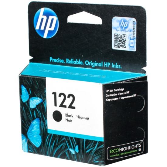 Картридж HP CH561HE № 122, черный для DeskJet 2050, 3050- низкая цена, доставка или самовывоз по Твери. Картридж ХП CH561HE № 122, черный для DeskJet 2050, 3050 купить в интернет магазине ОНЛАЙН ТРЕЙД.РУ.