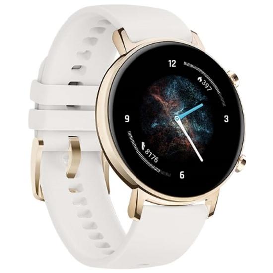 Смарт-часы Huawei Watch GT 2 Diana-B19J Frosty White 55025326 - низкая цена, доставка или самовывоз в Ростове-на-Дону. Смарт-часы Хуавей Watch GT 2 Diana-B19J Frosty White купить в интернет магазине ОНЛАЙН ТРЕЙД.РУ.