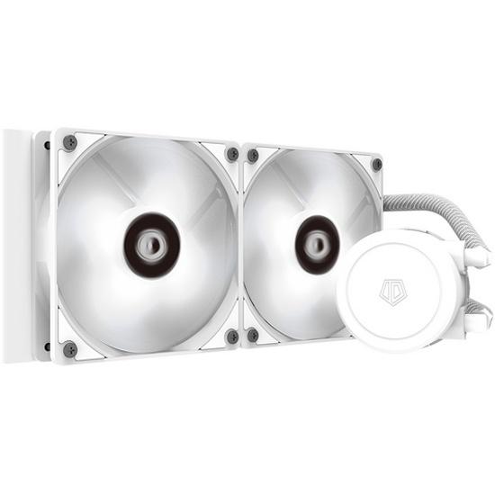 СВО для процессора ID-Cooling FROSTFLOW X 240 SNOW — купить в интернет-магазине ОНЛАЙН ТРЕЙД.РУ