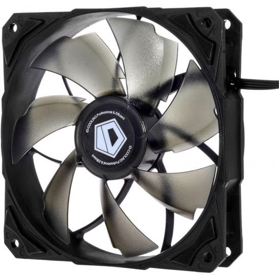 Вентилятор для корпуса ID-Cooling NO-12025-SD 1600 RPM- низкая цена, доставка или самовывоз по Челябинску. Вентилятор для корпуса ID-Cooling NO-12025-SD 1600 RPM купить в интернет магазине ОНЛАЙН ТРЕЙД.РУ