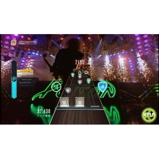 Игра Guitar Hero Live Supreme Party Edition (2 гитары + игра) для xBox One