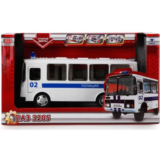 Автобус игрушка технопарк