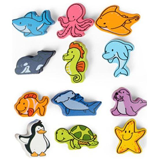картинки описание животные морские и