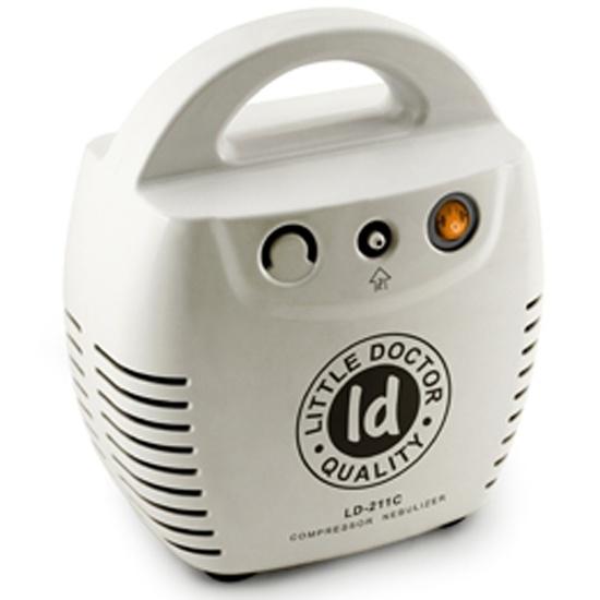 Ингалятор Little Doctor LD-211C компрессорный, белый
