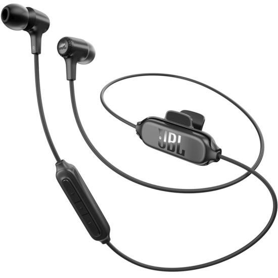 беспроводные наушники Jbl E25bt черный купить в интернет магазине
