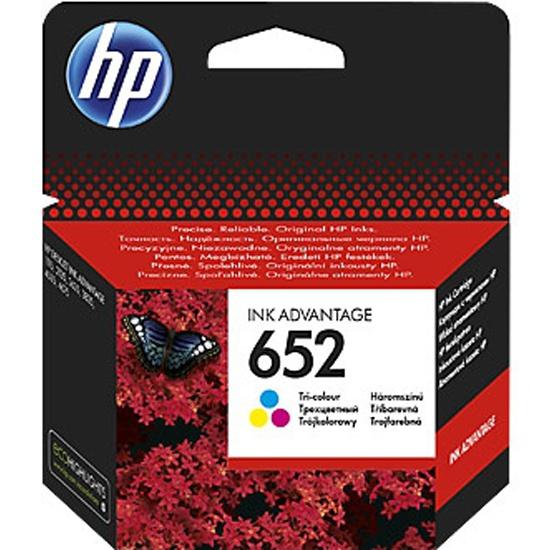 Картридж HP F6V24AE № 652 цветной для Deskjet Ink Advantage 1115/2135/3635/3775/4535/3835/4675 (200стр.) — купить в интернет-магазине ОНЛАЙН ТРЕЙД.РУ