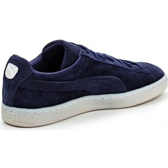 ... Кеды PUMA Suede Classic Colored36085001 мужские, цвет синий, рус.  размер 45 Изображение 2 ... 720447509e0