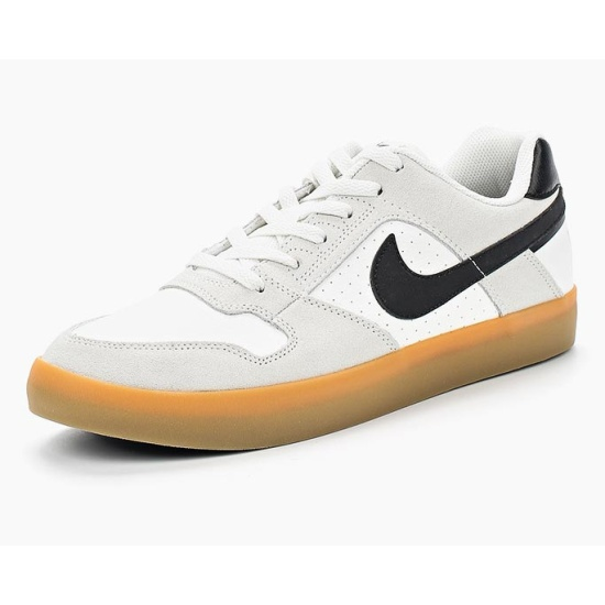 4160521a Кеды NIKE 942237-101 SB Delta Force Vulc Skateboarding Shoe мужские, цвет  белый,