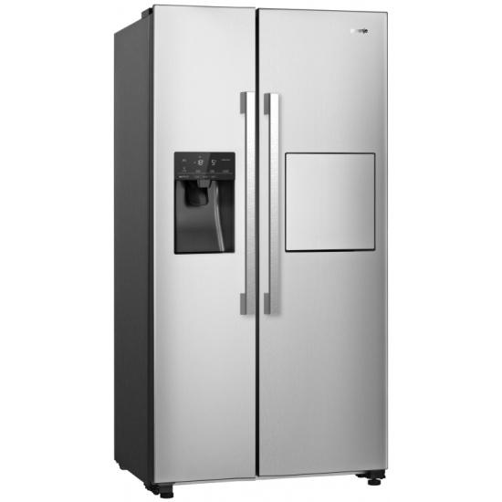Холодильник Side by Side GORENJE NRS9181VXB — купить в интернет-магазине ОНЛАЙН ТРЕЙД.РУ