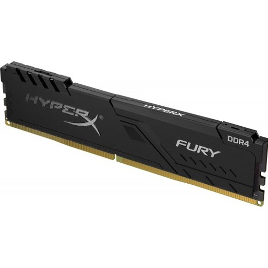 Оперативная память Kingston DDR4 8Gb 3000 MHz pc-24000 HyperX FURY Black (HX430C15FB3/8)- купить в интернет-магазине ОНЛАЙН ТРЕЙД.РУ в Чебоксарах.