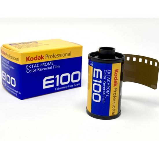 Фотопленка KODAK Ektachrome E100 135-36 — купить в интернет-магазине ОНЛАЙН ТРЕЙД.РУ
