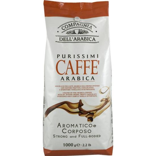 Кофе в зернах DELL`ARABICA Puro Arabica Colombia Medellin Supremo, 1000 гр - купить в интернет магазине с доставкой, цены, описание, характеристики, отзывы