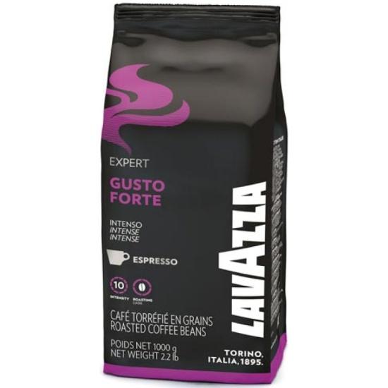 Кофе в зернах Lavazza Gusto Forte Vending 1 кг 8000070028685 - низкая цена, доставка или самовывоз в Ростове-на-Дону. Кофе в зернах Лавазза Gusto Forte Vending 1 кг купить в интернет магазине ОНЛАЙН ТРЕЙД.РУ.