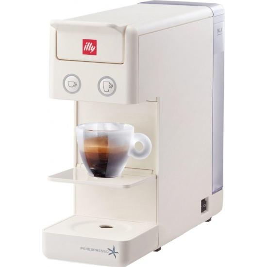 illy Y5 FrancisFrancis Espresso /& Coffee Milk Espressomaschine