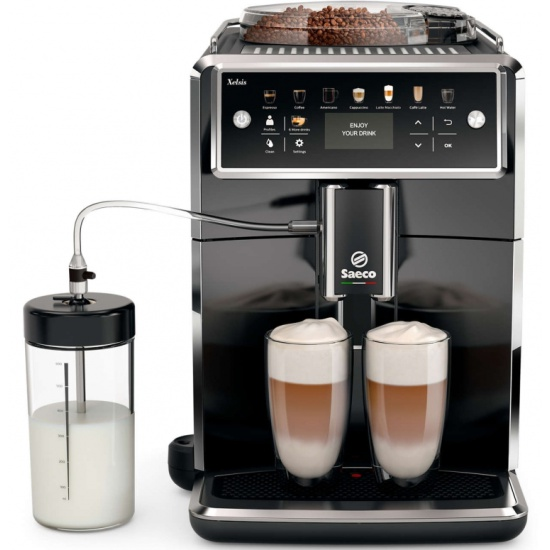 Кофемашина Saeco Xelsis SM7580 Изображение 3 - купить в интернет магазине с доставкой, цены, описание, характеристики, отзывы