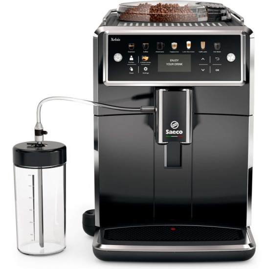 Кофемашина Saeco Xelsis SM7580 Изображение 5 - купить в интернет магазине с доставкой, цены, описание, характеристики, отзывы