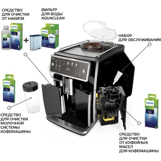 Кофемашина Saeco Xelsis SM7580 Изображение 7 - купить в интернет магазине с доставкой, цены, описание, характеристики, отзывы