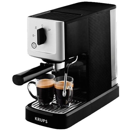 Кофеварка Krups CALVI XP3440 - купить в интернет магазине с доставкой, цены, описание, характеристики, отзывы