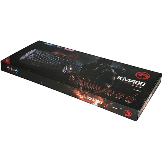 Комплект клавиатура+мышь MARVO