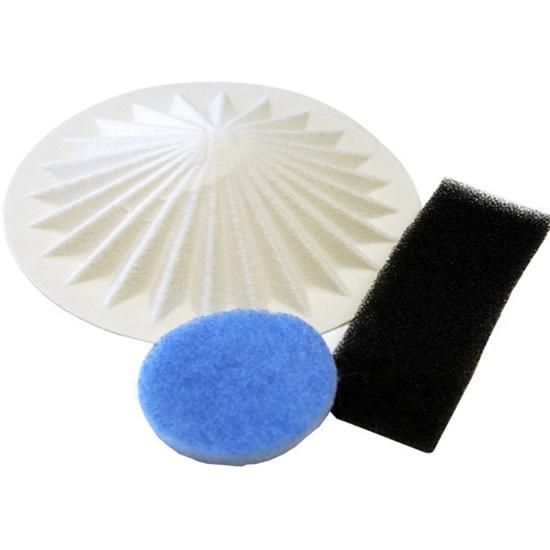 Комплект моторных фильтров FILTERO FTM 10 для пылесосов VAX Изображение 1 - купить в интернет магазине с доставкой, цены, описание, характеристики, отзывы