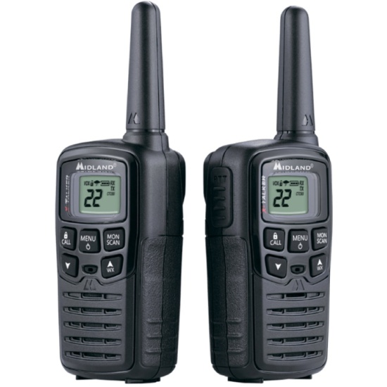 Комплект радиостанций Midland XT10 — купить в интернет-магазине ОНЛАЙН ТРЕЙД.РУ