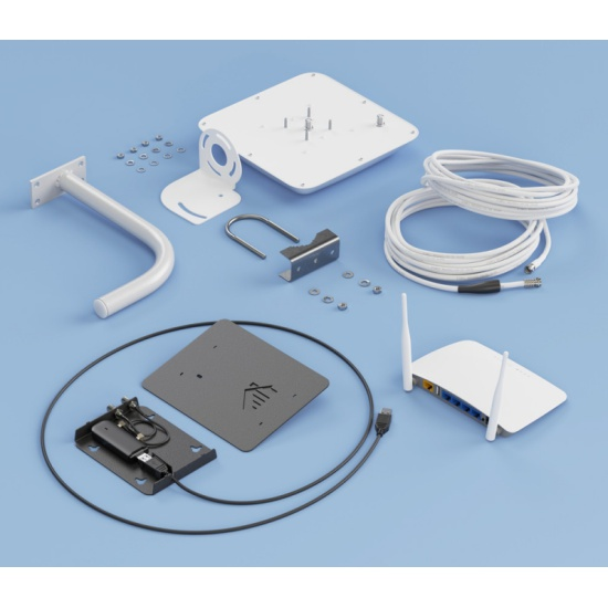 купить комплект оборудования для интернета на дачу