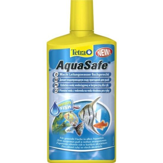 Кондиционер Tetra AquaSafe для подготовки водопроводной воды, 500мл 198876 - купить по выгодной цене в интернет-магазине ОНЛАЙН ТРЕЙД.РУ Санкт-Петербург