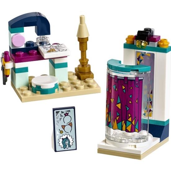 eaf0f14fa1aca Конструктор LEGO Friends 41344 Магазин аксессуаров Андреа Изображение 3 - купить  в интернет магазине с доставкой