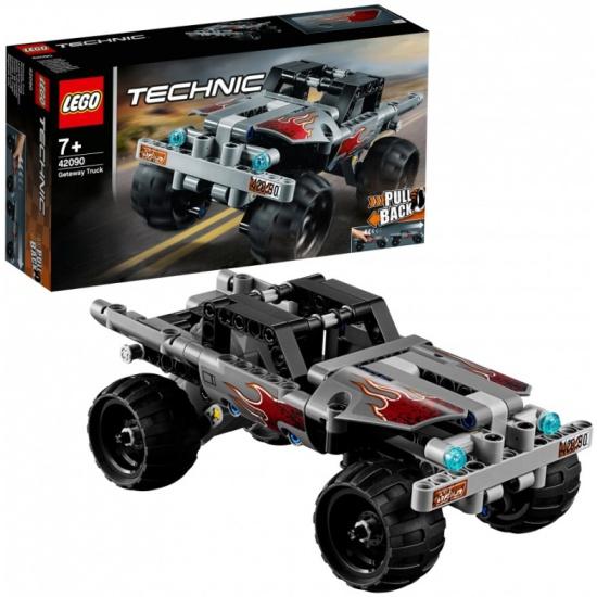 Конструктор LEGO Technic 42090 Машина для побега 42090 LEGO - купить по выгодной цене в интернет-магазине ОНЛАЙН ТРЕЙД.РУ Набережные Челны