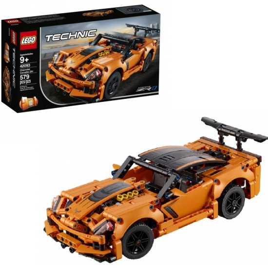 Конструктор LEGO Technic 42093 Chevrolet Corvette ZR1 42093 LEGO - купить по выгодной цене в интернет-магазине ОНЛАЙН ТРЕЙД.РУ Санкт-Петербург