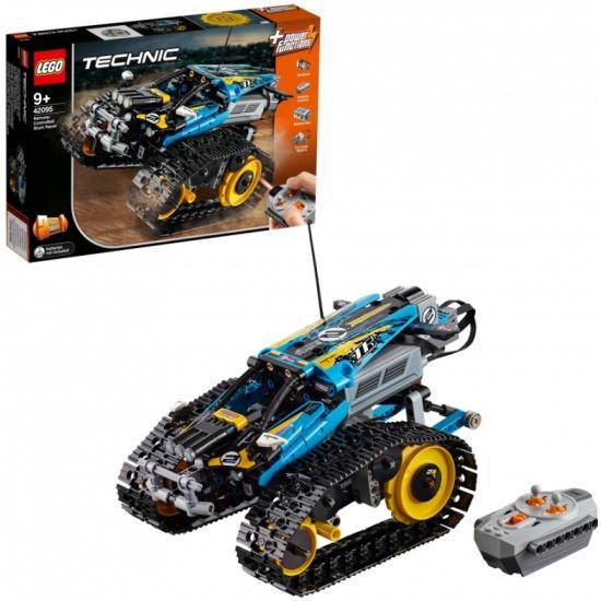 Конструктор LEGO Technic 42095 Скоростной вездеход с ДУ — купить в интернет-магазине ОНЛАЙН ТРЕЙД.РУ