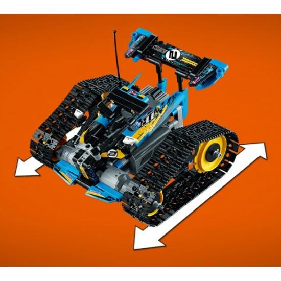 Lego technic 42095 скоростной вездеход конструктор
