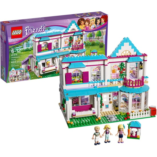Конструктор lego friends цены