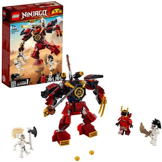 Конструктор LEGO® NINJAGO® 70665 Робот-самурай — купить в интернет-магазине ОНЛАЙН ТРЕЙД.РУ