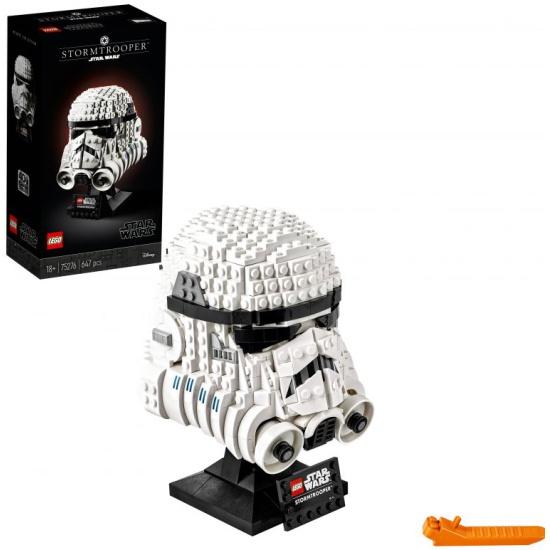 Конструктор LEGO Star Wars 75276 Шлем штурмовика — купить в интернет-магазине ОНЛАЙН ТРЕЙД.РУ