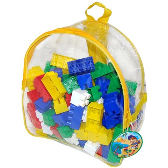 Конструктор полесье в рюкзаке женские городские рюкзаки из сша
