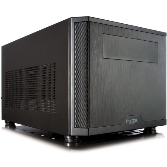 Корпус Fractal Design Core 500 black Mini-ITX FD-CA-CORE-500-BK- купить по выгодной цене в интернет-магазине ОНЛАЙН ТРЕЙД.РУ Санкт-Петербург