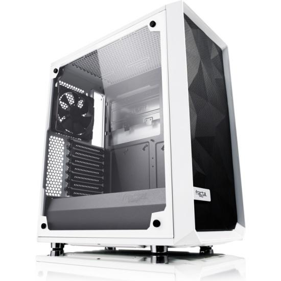 Корпус Fractal Design Meshify C White TG (FD-CA-MESH-C-WT-TGC) — купить в интернет-магазине ОНЛАЙН ТРЕЙД.РУ